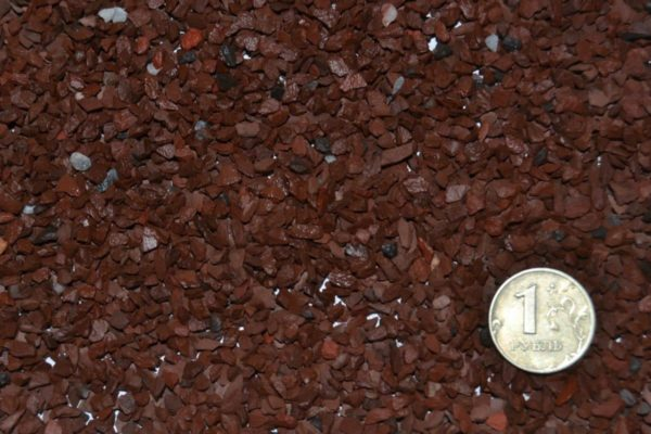 Каменная крошка из Яшмы