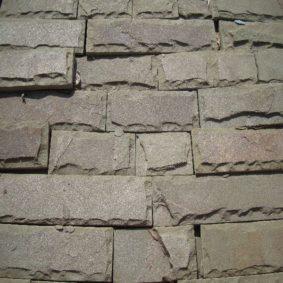 Плитка из Песчаника, серо-зеленая