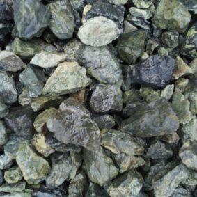 Каменная крошка из Змеевика