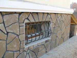 Песчаник ростовский отделка фасада