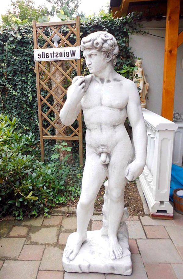 """Античная скульптура """"Давид"""", высота 170 см"""