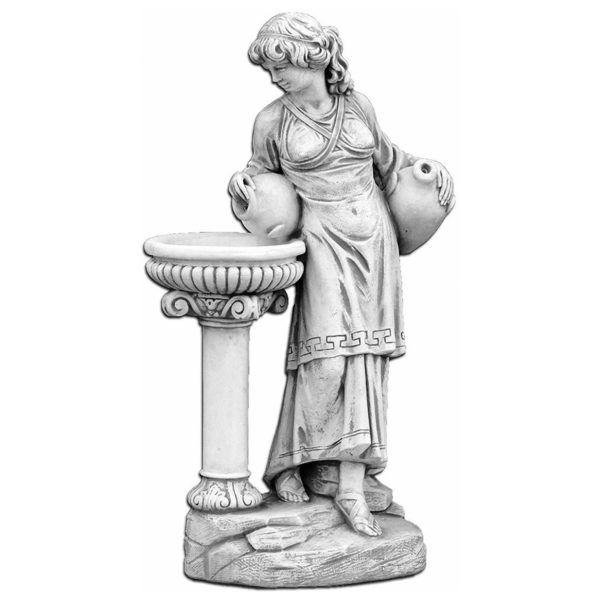 """Античная скульптура """"Девушка с двумя кувшинами"""""""