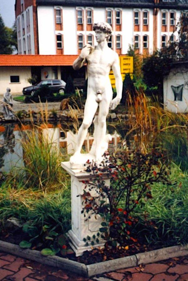 "Античная скульптура ""Давид"""