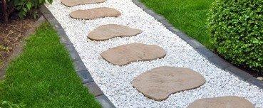 Каменная крошка для ландшафтного дизайна