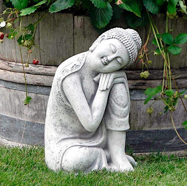 """Скульптура тайская """"Дремлющий Будда"""""""