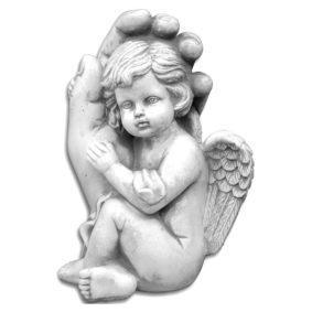 """Скульптура античная """"Ангел"""""""