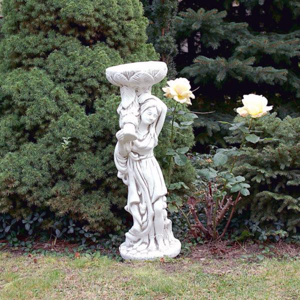 """Скульптура античная """"Девушка со снопом"""""""