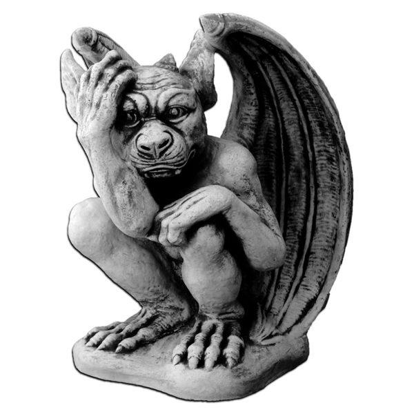 """Скульптура античная """"Гаргулья"""""""