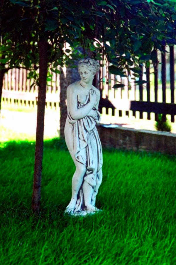 """Скульптура античная """"Купальщица"""""""