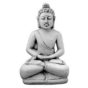 """Скульптура """"Будда в саду"""""""