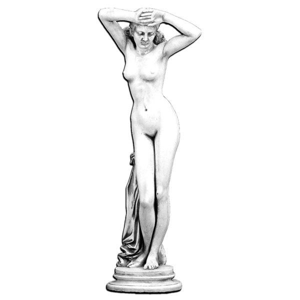 """Скульптура """"Обнажённой девушки"""""""