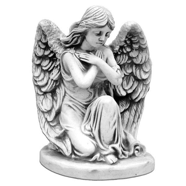 """Скульптура """"Склонившийся ангел"""""""