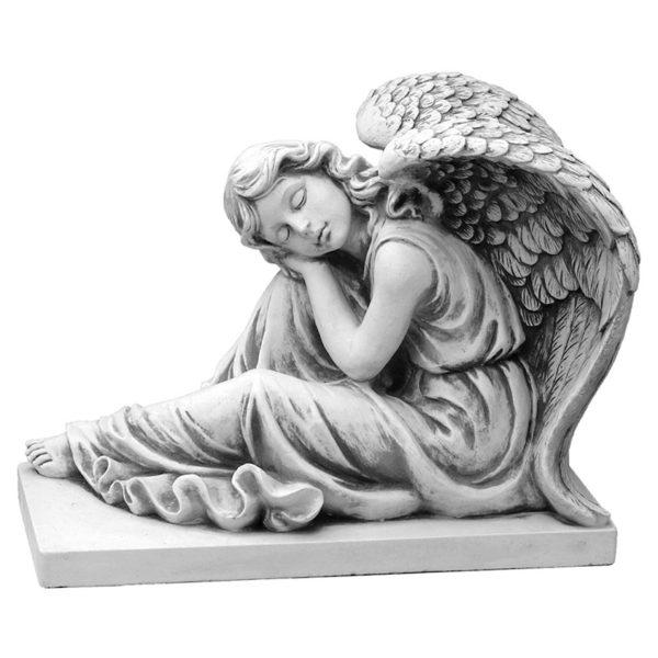 """Скульптура """"Спящий ангел"""""""