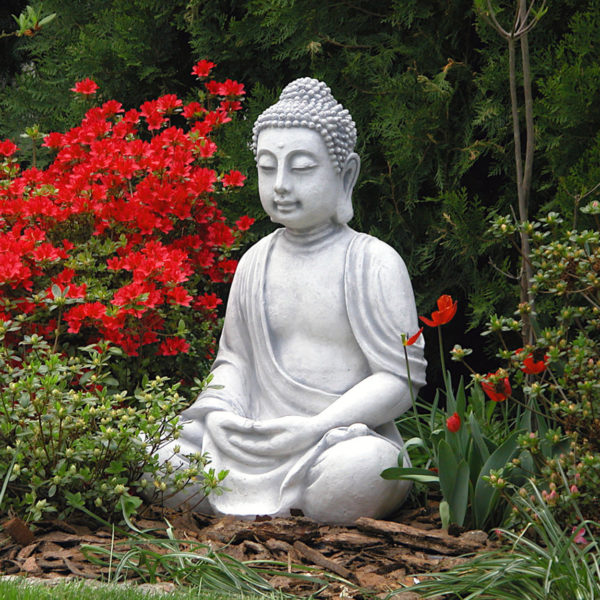 "Скульптура тайская ""Медитирующий Будда"""