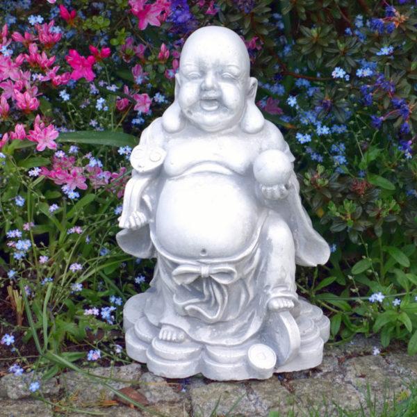 """Скульптура тайская """"Смеющийся Будда"""""""