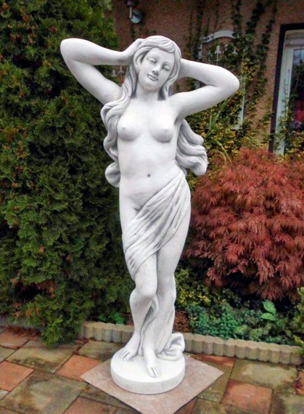 """Античная скульптура """"Девушка с руками за голову"""", высота 150 см"""
